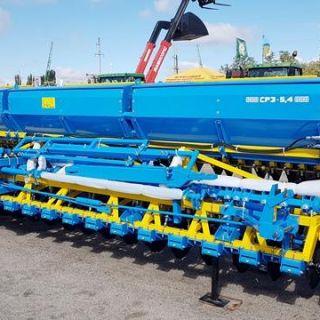 SRZ - 5,4 m Mini - Till